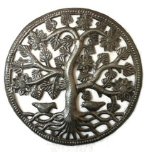 Decorative Small Tree of Life, Handmade in Haiti