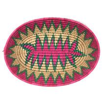 handwoven mexican basket toluca