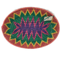 colorful Mexican Traditional Basket