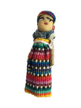 Guatemalan worry dolls will take away life's problems