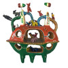 Noah's Ark by Serapio Medrano Hernandez, son of renowned ceramics sculptor Candelario Medrano.
