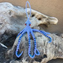 beaded octopus Guatemala