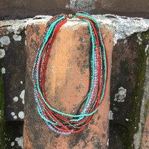 Fair Trade Jewelry Western Style Colors Guatemala