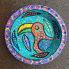 whimsical folk art fair trade project Guatemala