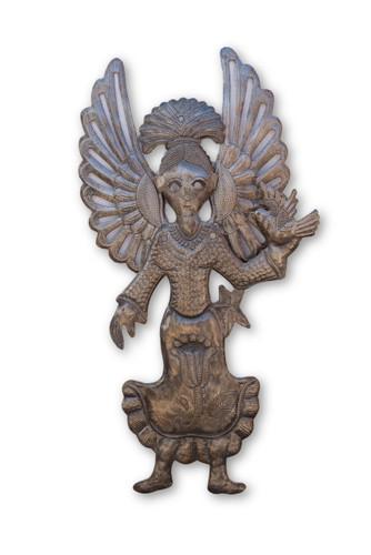 Garden Angel, Bird, Star, Outdoor Decor, Garden Art, Home Decoration,
