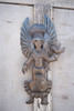 Angel, Angelic, Celestial, Steel, Metal, Recycled Oil Barrels, Sustainable, Eco-Friendly, Recyclable, Refurbished, Reclaimed