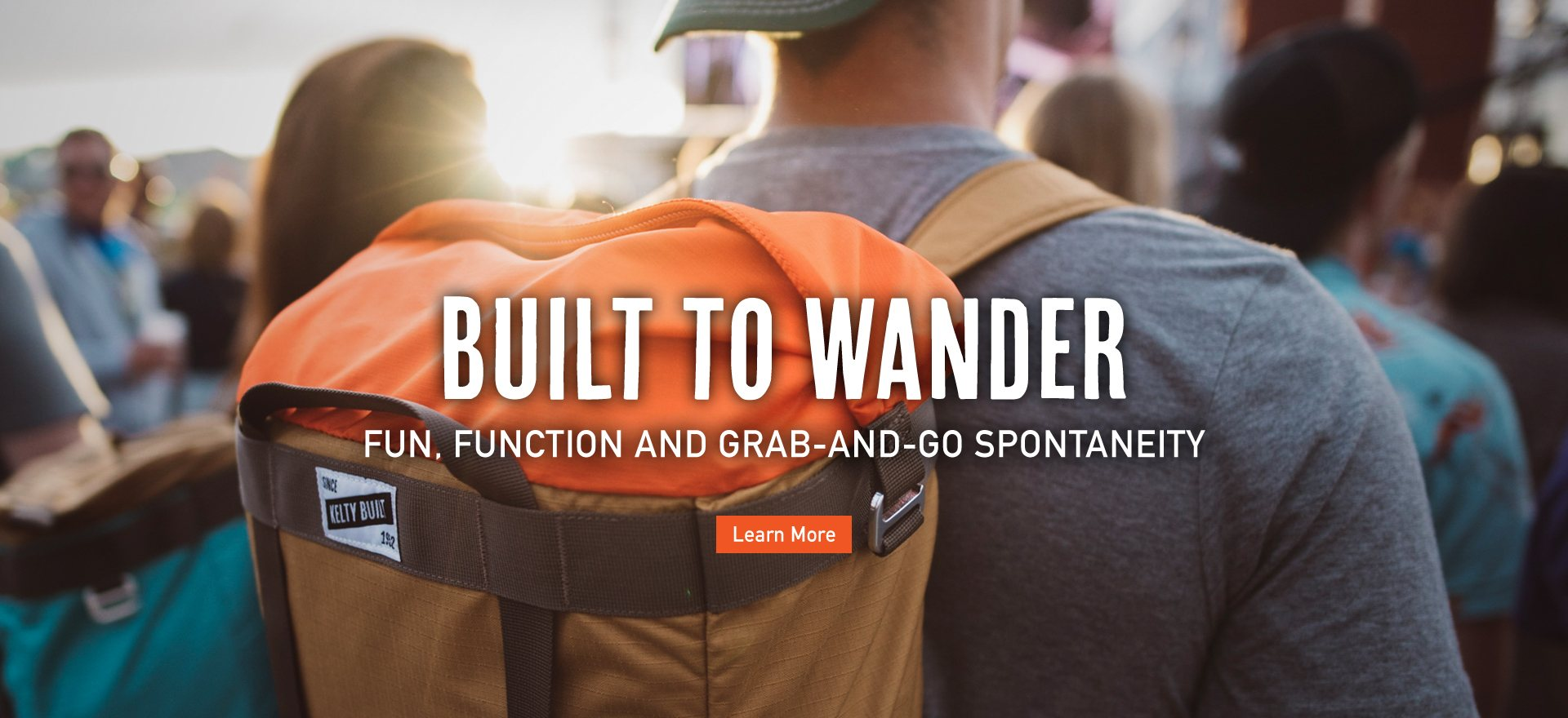 Shop the Built to Wander Collection