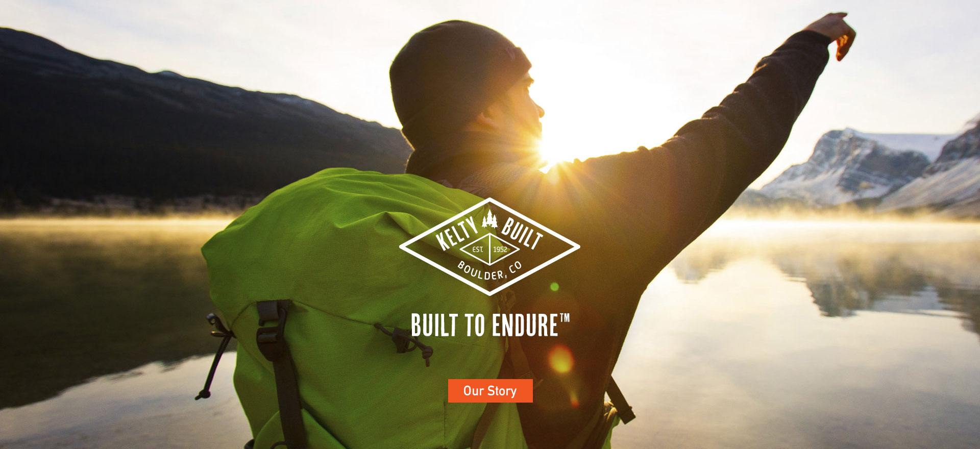 Kelty: Built to Endure