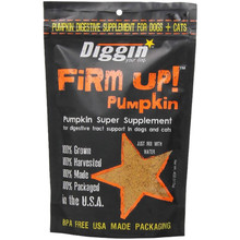 Firm Up! Dehydrated Pumpkin
