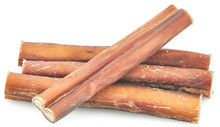 "Barkworthies Low Odor Thick 6"" Bully Sticks"