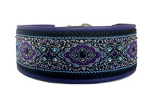 "1.5"" Bulgaria Purple Swarovski Collar"