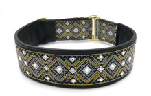 "1.5"" Chesterfield Swarovski Collar"