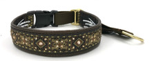 "1"" Byerly Swarovski Crystal Private Prong Collar"