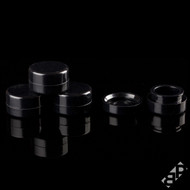 7ML Black Silicone Concentrate Containers