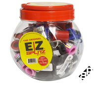EZ-SPLITS Multi Color Blunt Splitters -60/PCS