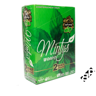 Mintys - 100% Mint Leaf  Wraps