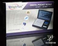 Digital Pocket Scale 1kg Capacity - Weighmax