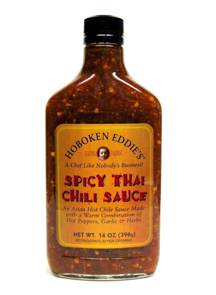 Hoboken Eddie's Spicy Thai Chili Sauce