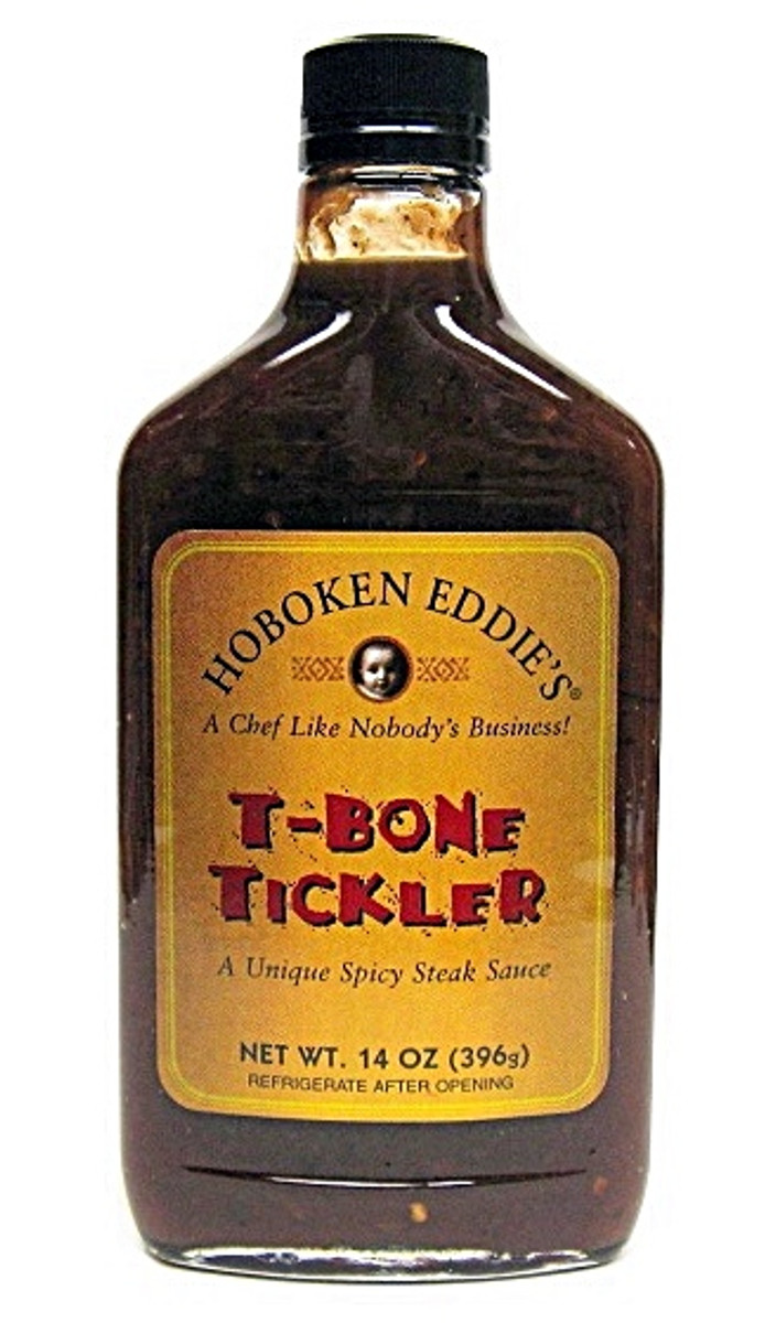 T-Bone Tickler by Hoboken Eddie and available online at Pepper Explosion