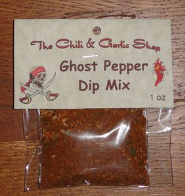 Ghost Pepper Dip Mix