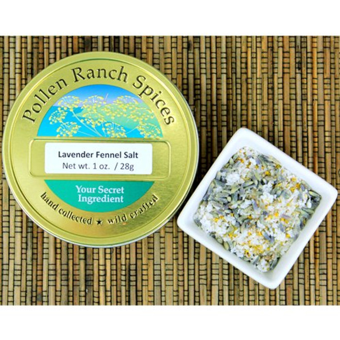 Lavender Fennel Sea Salt