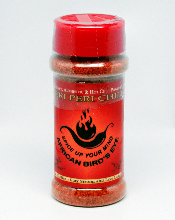 African Bird's Eye Peri Peri Chile - Buy at PepperExplosion.com