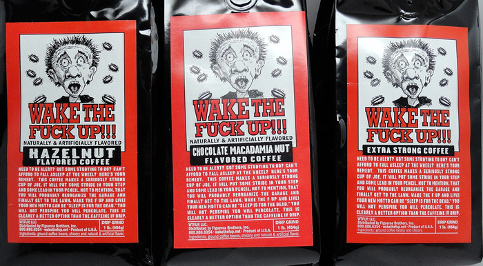 WAKE THE F*@K UP COFFEE (VARIETY PACK)
