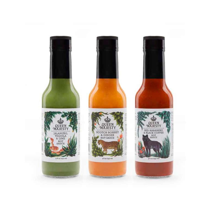 Queen Majesty Gift Set - Pepper Explosion