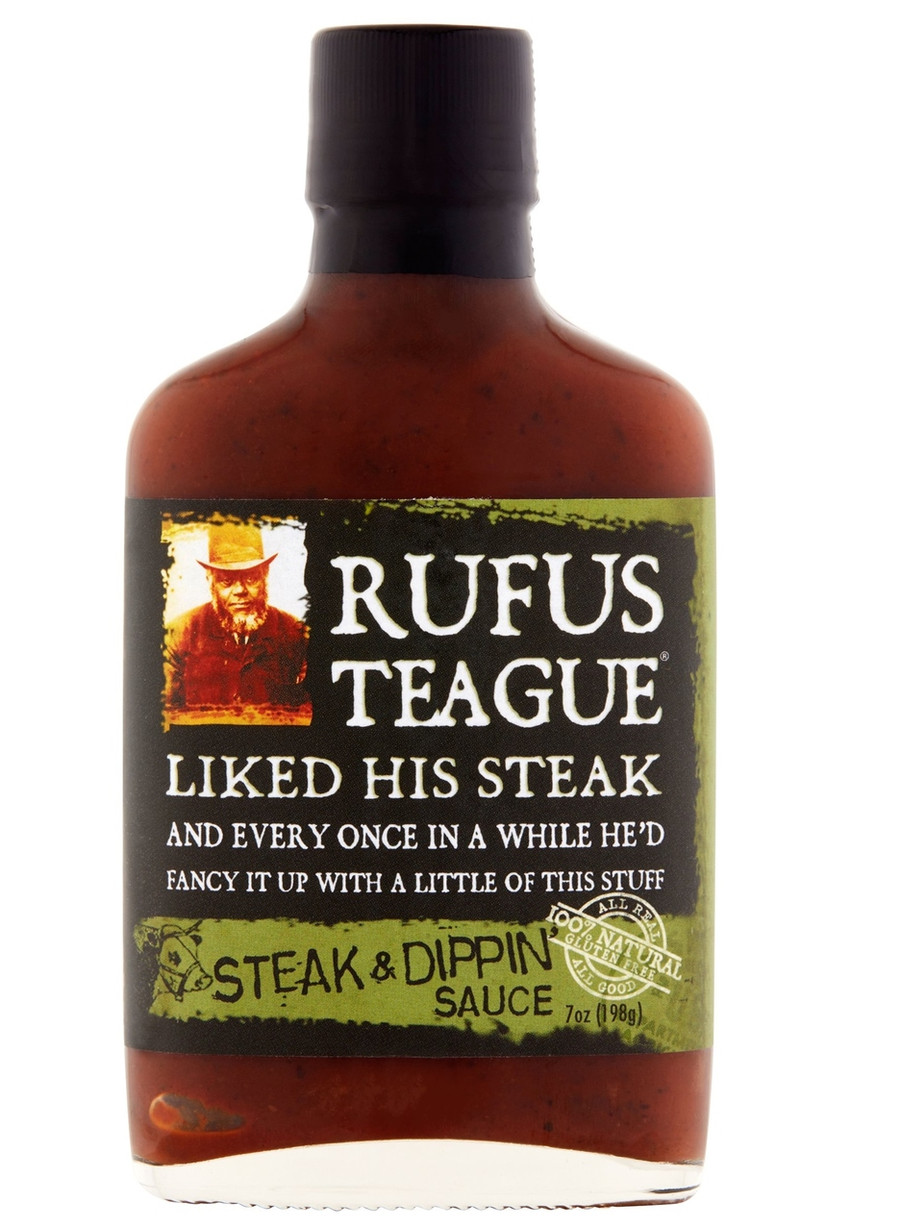 Rufus Teague Steak Sauce now available at PepeprExplosion.com