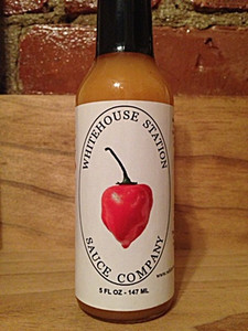 Whitehouse Station Habanero Sauce
