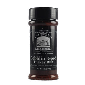 Historic Lynchburg Tennessee Whiskey Gobblin Good Turkey Rub