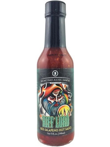 Riff Lord Hot Sauce - Pepper Explosion