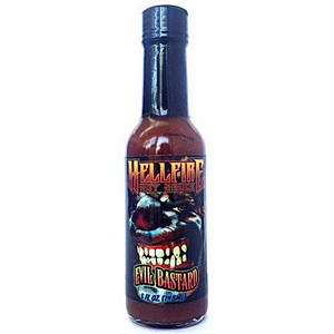 Hellfire Evil Bastard - buy your bottle at PepperExplosion.com