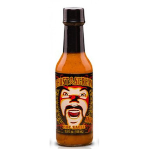 Ghost Scream Hot Sauce is available online at Pepper Explosion