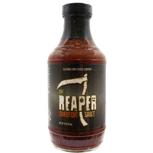 Reaper Barbeque Sauce in stock now at Pepper Explosion