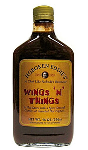 Hoboken Eddie's Wings 'n' Things available online at Pepper Explosion