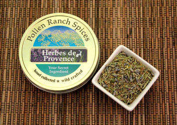 Herbes de Provence with Fennel Pollen