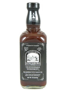 Tennessee Whiskey Barbecue Sauce