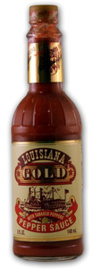 Louisiana Gold Red Pepper Sauce
