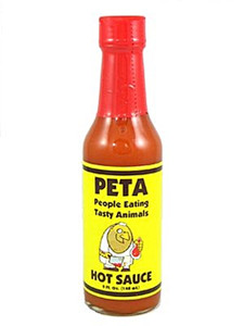 Peta Habanero Garlic Hot Sauce