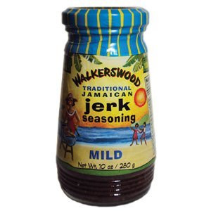 Walkerswood Mild Traditional Jamaican Jerk Seasoning