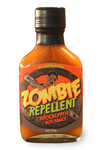 Zombie Repellent Hot Sauce