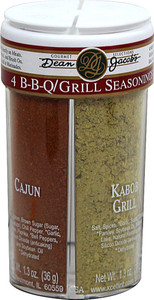 4In1 BBQ Seasonings