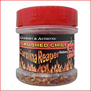Crushed Reaper Flakes buy at PepperExplosion.com