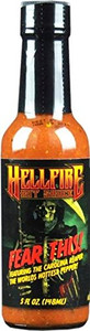 Hellfire's Fear This! Hot Sauce - PepperExplosion.com