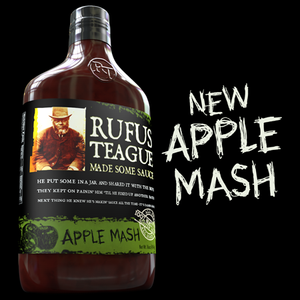 Rufus Teague Apple Mash BBQ Sauce  - PepperExplosion.com