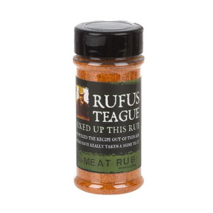 Rufus Teague Original Meat Rub available at PepperExplosion.com