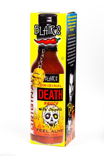 Blair's Original Death Hot Sauce