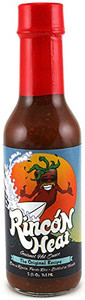 Rincon Heat Gourmet Hot Sauce - Pepper Explosion Hot Sauce Store