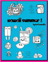 Kawaii Summer - Lori Bessette
